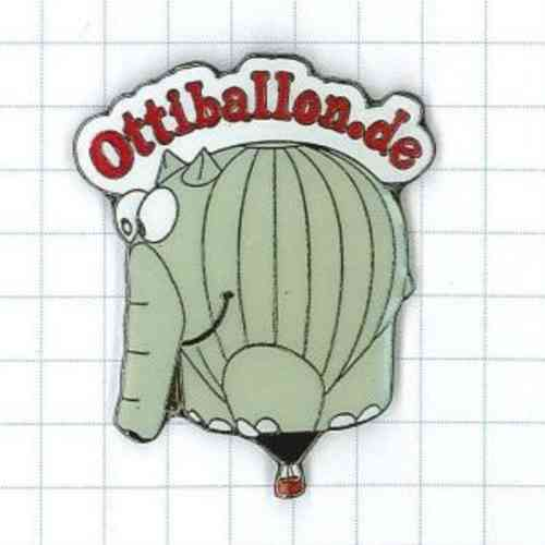 """Ottifant"" - Ansteckpin Ballon"